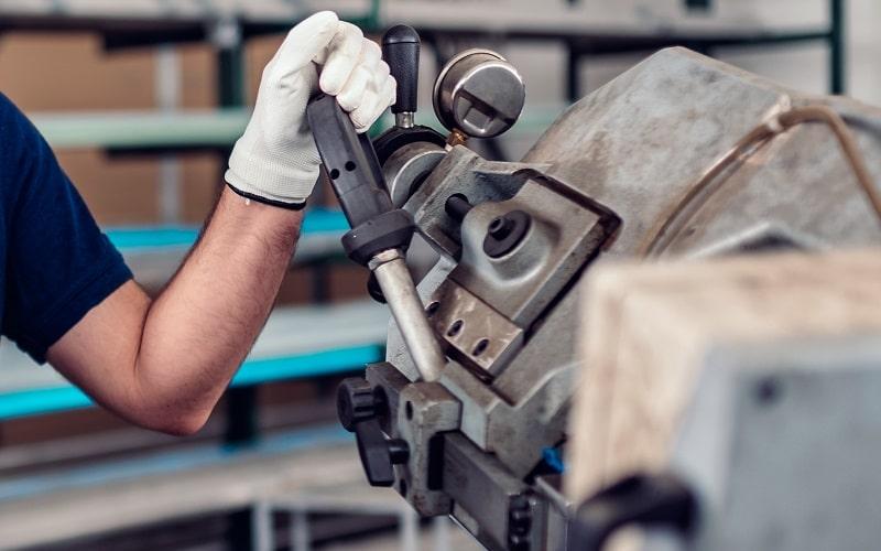 gestionar fabricación industria