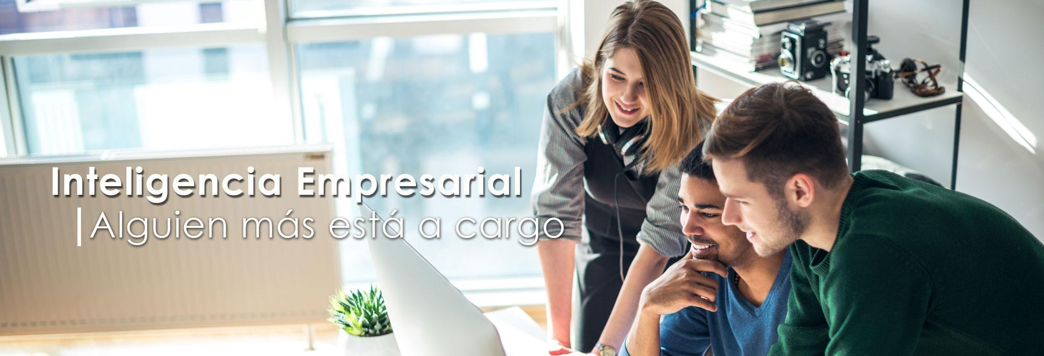 ERP Inteligencia Empresarial