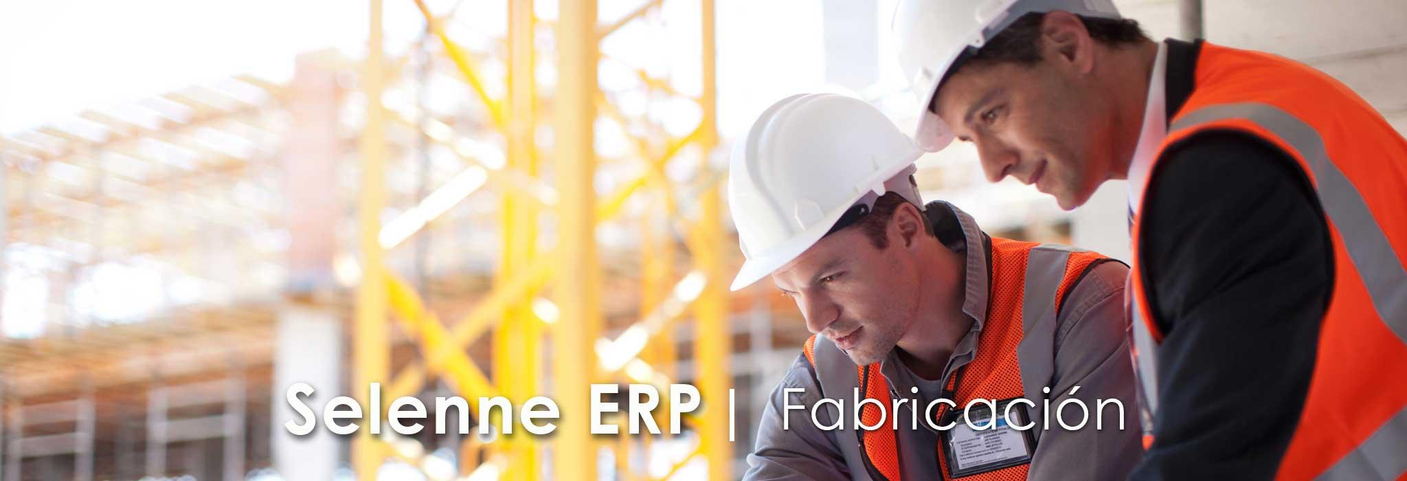 Selenne-ERP-Fabricacion