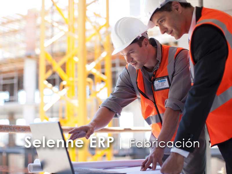 Selenne ERP Fabricación mv