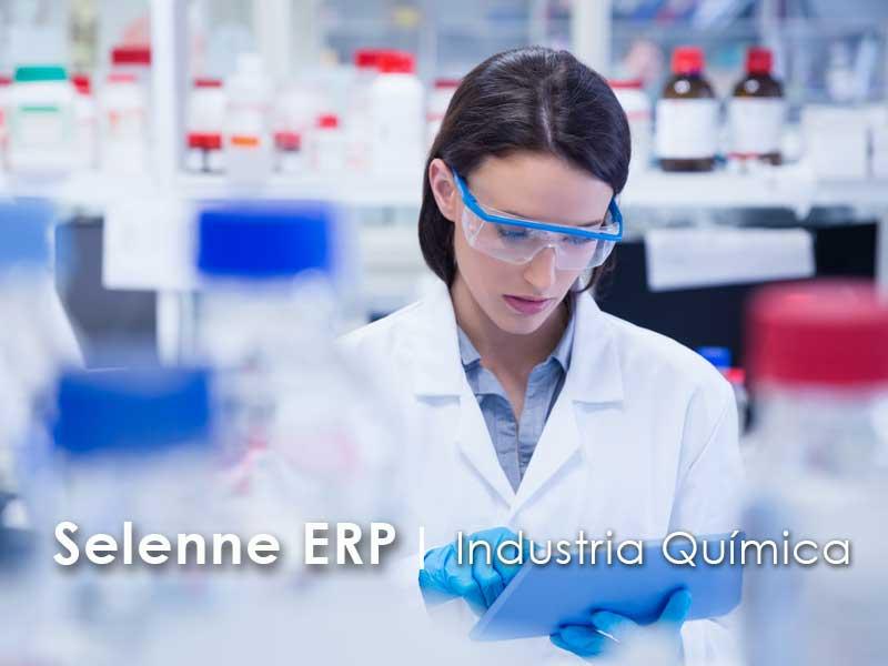 Selenne ERP industria quimica