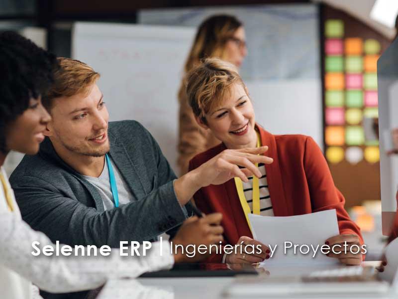 Selenne ERP Ingenierias Proyectos-mv