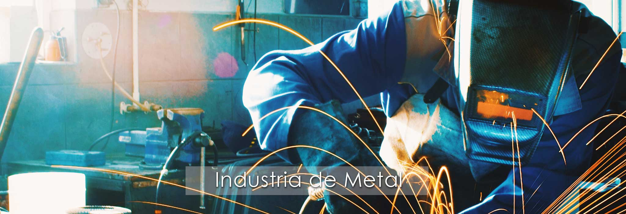 ERP Industria de Metal