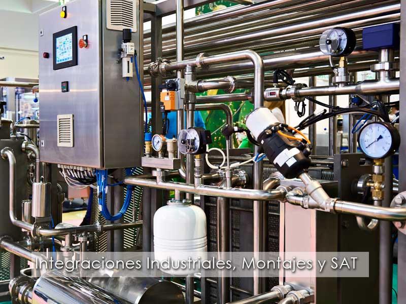 ERP Integraciones industriales