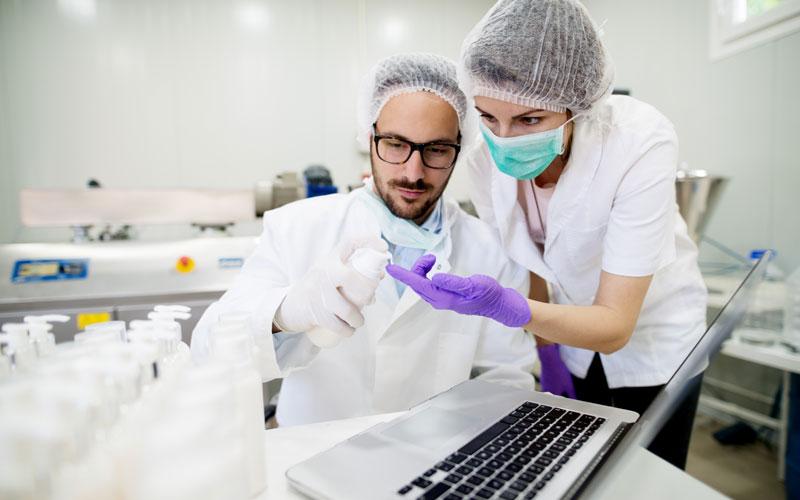 erp para fabricación química