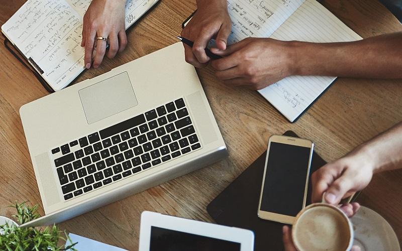 registrar la jornada con un ERP especializado