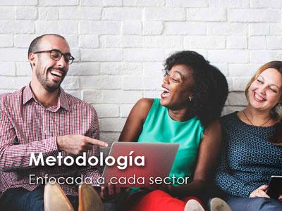 ERP Vertical - Metodología para cada sector