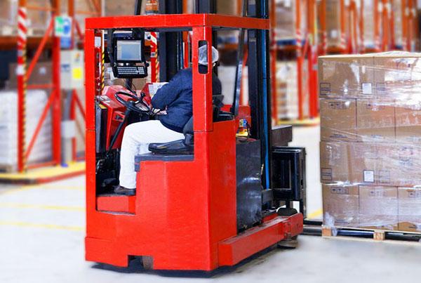 Sistema para la gestión de almacenes de las industrias del metal