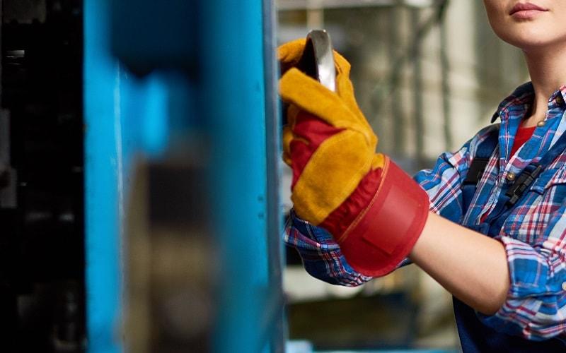 gestionar fabricacion maquinas