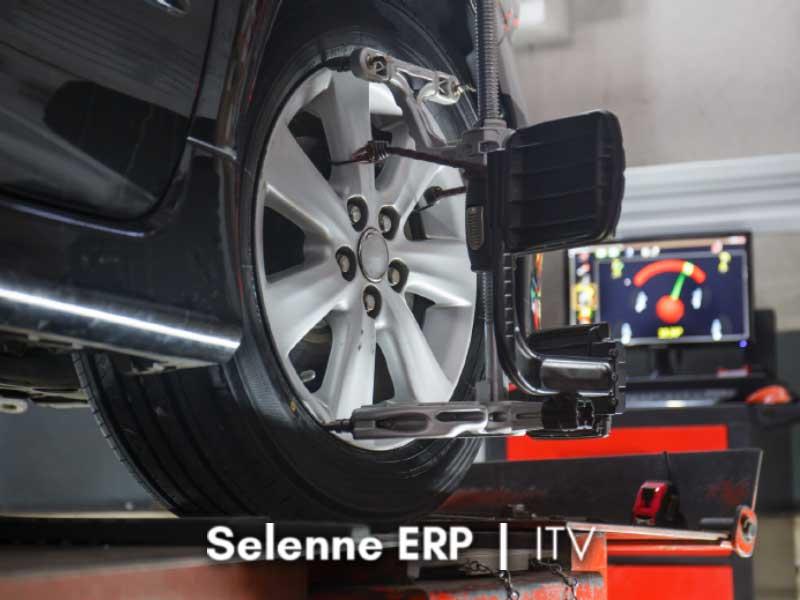 ERP para ITV