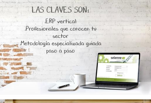 ERP vertical