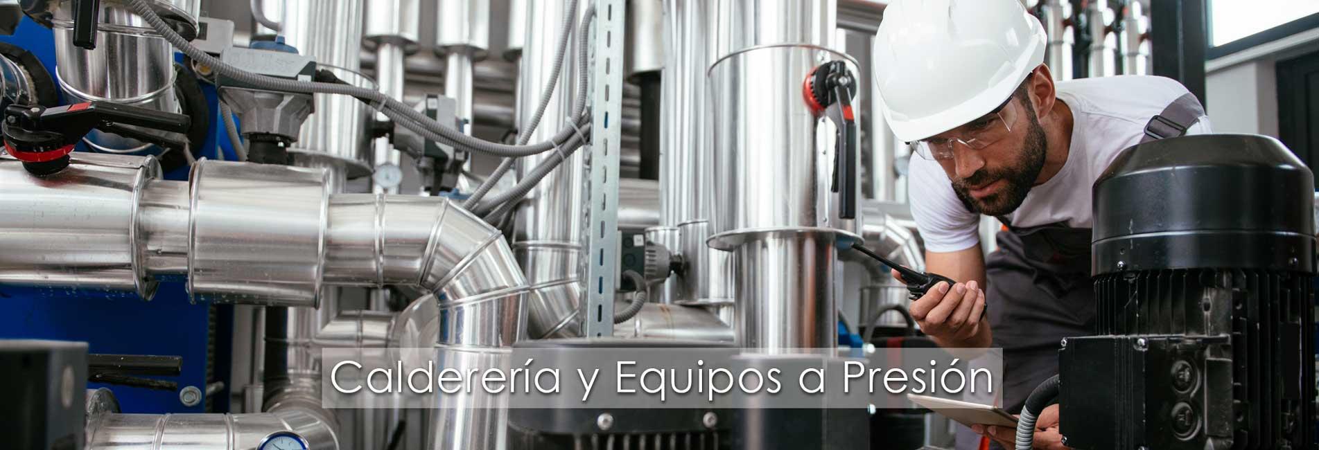 ERP Calderería y Equipos a Presión