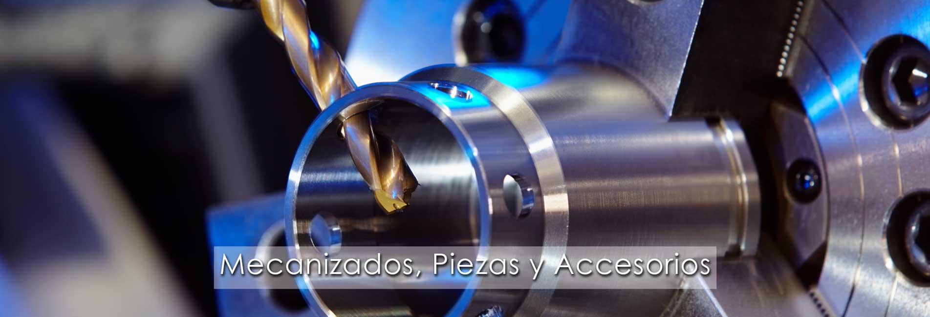 ERP Mecanizados, Piezas y Accesorios