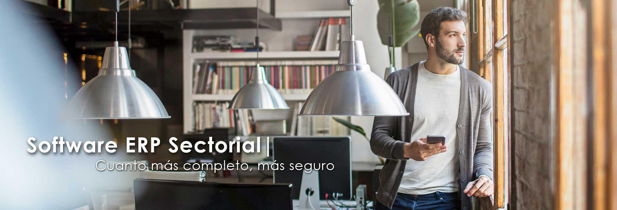 Software ERP Sectorial