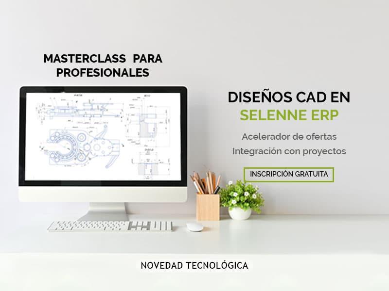 CAD con Selenne ERP